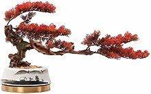 TBUDAR Artificial Tree 14.17 Zoll Neue Chinesische
