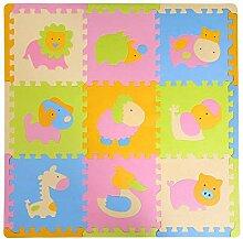 Tcaijing Kinderteppiche Baby Krabbeldecke,Kinder
