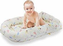 Tcaijing Kinderteppiche Neugeborenes Babybett im