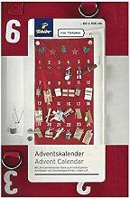 Tchibo Adventskalender mit Ösen Zum Einhängen