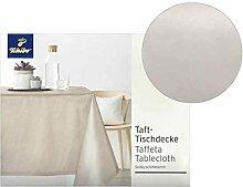Tchibo TCM TAFT Tischdecke Tafeldecke Seidig