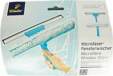 TCM Tchibo 2in1 Microfaser Fensterwischer Wischer Abzieher Fenster putzen