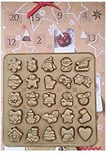 TCM Tchibo Adventskalender für Schokolade Advent