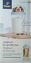 TCM Tchibo Müsli / Joghurt to go Becher