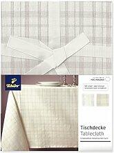 TCM Tchibo Tafeldecke Creme-Bronze (140 x 180)