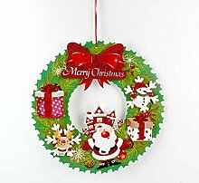 TDDEV Weihnachten Weihnachten kreative Tür