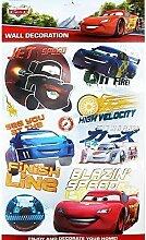 TE-Trend Disney 3D Poster Disney Cars Lightning