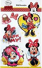 TE-Trend Disney 3D Poster Disney Minni Maus