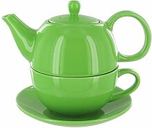 Tea for One Lime Gloss Finish - English Tea Store
