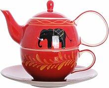 Tea-for-One Set Benares