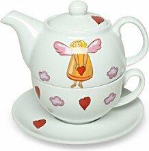 Tea-for-One Set Larissa
