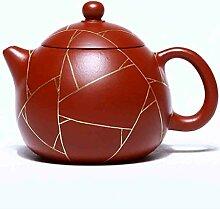 Tea-for-one Sets Zisha Topf berühmte Handarbeit