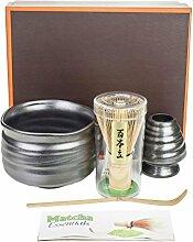 Tea Master japanische Matcha Grüner Tee Zeremonie