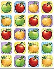 Teacher Created Ressourcen SW Apple Aufkleber