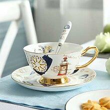 Teacup European Advanced Porzellan 200 ml, Tee