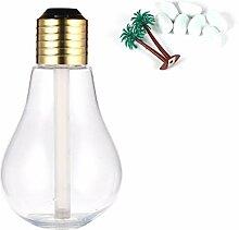 Teaio Mini Luftbefeuchter 5V 2W Portable LED Lampe