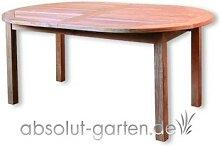 Teak Auszieh Tisch Bangkok ca. 200-260 x 110 cm