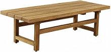 Teak-Tisch rechteckig: Dauerhafte Gartenmöbel aus