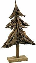 Teakwurzel - Baum, ca. 70 x 10 x 100 cm, aus Teakholz, echte Handarbei