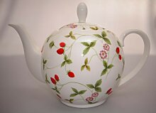 TeaLogic Teetrinker SET MIRELLA, Erdbeeren,