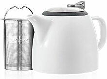 Tealyra - Drago Kleine Teekanne aus Keramik,