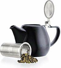 Tealyra Jove Porzellan-Teekanne, groß Geschirr