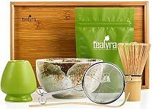 Tealyra - Matcha Tee Zeremonie Komplett-Set