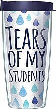 Tears of my Students Becher mit marineblauem