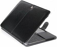 TechCode MacBook Air 13,3 Zoll Cover, Premium PU