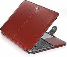 TechCode Tasche für 15,4 Zoll MacBook Pro,