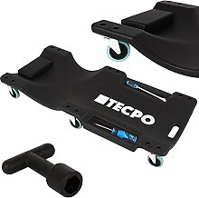 TECPO Werkstattrollbrett 1030x480x130 mm Tragkraft