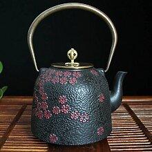 Tee-Eisentopf Kochen Kung Fu Tee-Set Japan