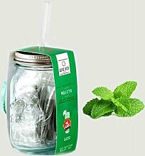 TEE grün glänzend aromatisiert, Quai Süden
