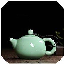 Tee-Set-Brennofen Longquan Celadon Yixing Keramik
