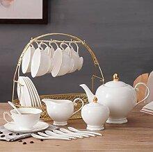 Tee-set Keramik Kaffeetasse Design Und