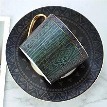 Tee-Sets Kaffeetassen Teller Einzigartige