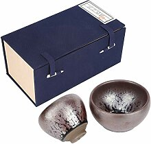 Tee Tasse, mit Keramik Produkt Klasse Tee
