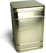 Tee-Vorratsdose Gold 1,5kg