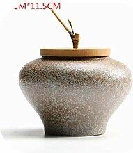 Teebox aus Keramik, getrocknet, Obstbehälter,