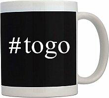 Teeburon Togo Hashtag - Tassen