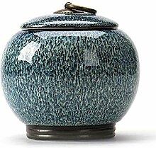 Teedose mit luftdichtem Deckel für losen Tee,