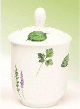 Teedose, Zuckerdose mit Aromaverschluss PRIMA VERA