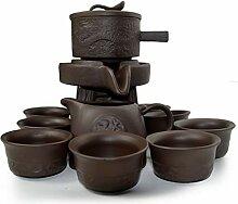 Teekanne 11-teiliges Set chinesische Yixing-Tasse