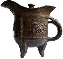 Teekanne, 180 ml, Yixing Zisha Teekannen Schlamm