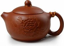 Teekanne, 187 g, Chinse Yixing Clay Xishi Topf