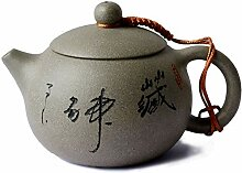 Teekanne 220ml Yixing echtem Zisha Tee Töpfe