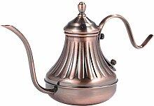 Teekanne 304 Edelstahl Gießen Sie über Kaffee