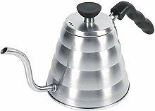 Teekanne, 304 Edelstahl Schwanenhals Teekanne