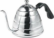 Teekanne, 304 Edelstahl Über Kaffee gießen
