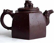 Teekanne 330 ml chinesischer Yixing echter Ton